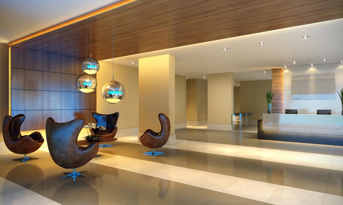 Trend Home & Office - Lobby Office